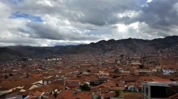 Pogled na Cusco