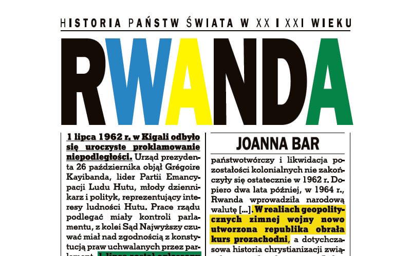 Rwanda Joanna Bar