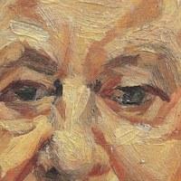 Królowa Elżbieta II na portrecie Luciana Freuda