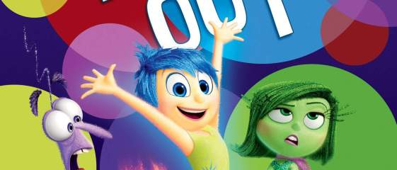 """Poster for the movie """"Inside Out"""""""