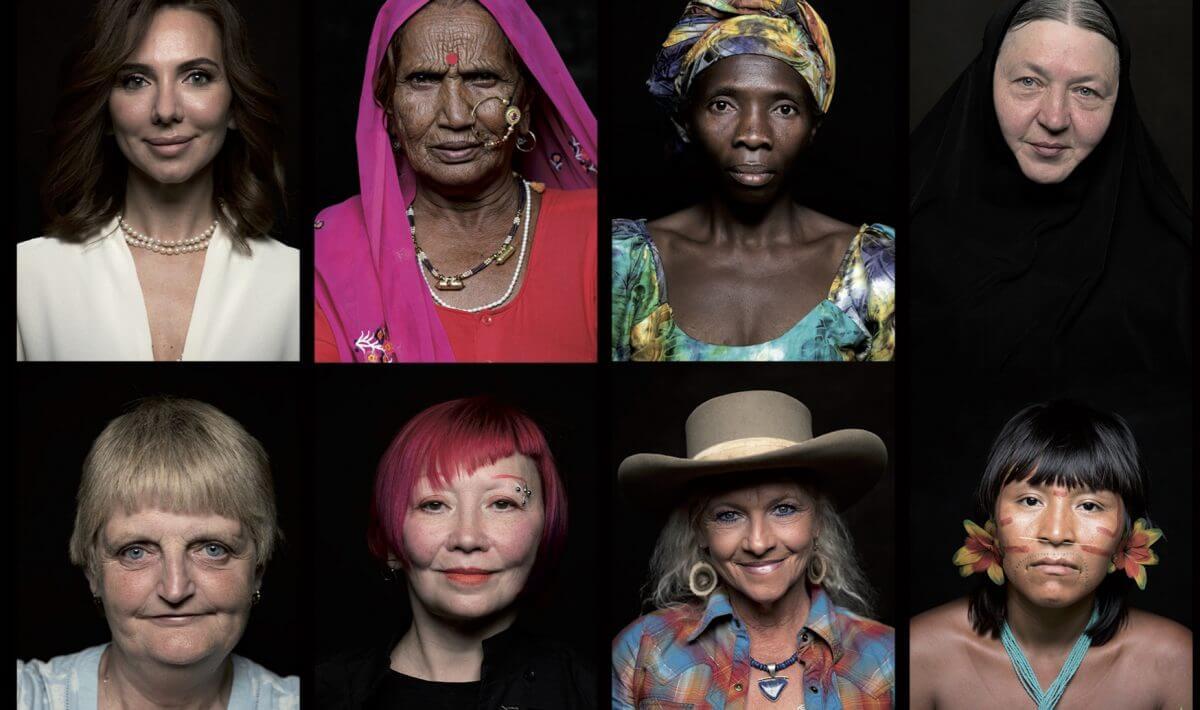 Kobieta (2019) film dokumentalny