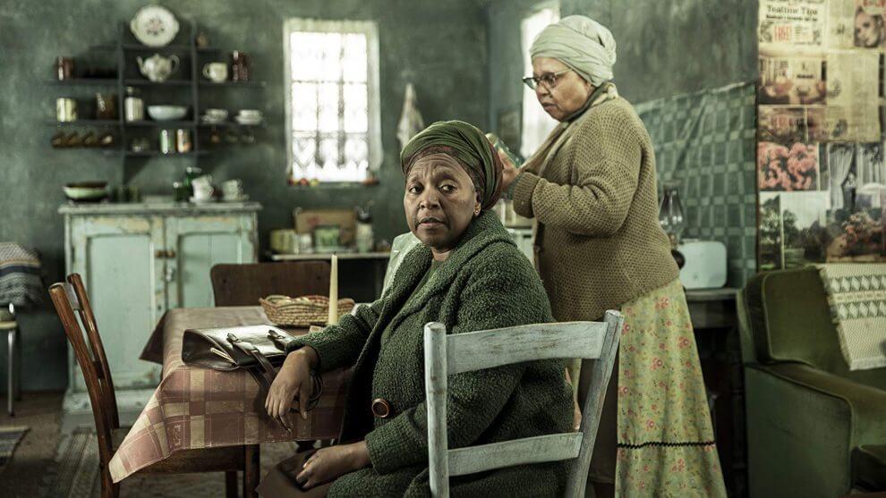 Poppie Nongena kadr z filmu