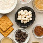 S Mores Mug Cake Vegan Gluten Free Okonomi Kitchen
