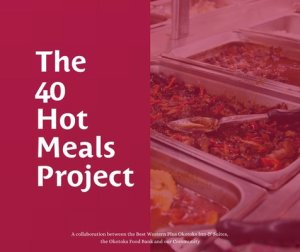 The 40 Hot Meals Project