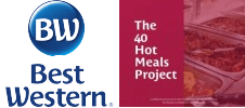 Best Western - 40 Hot Meals Project