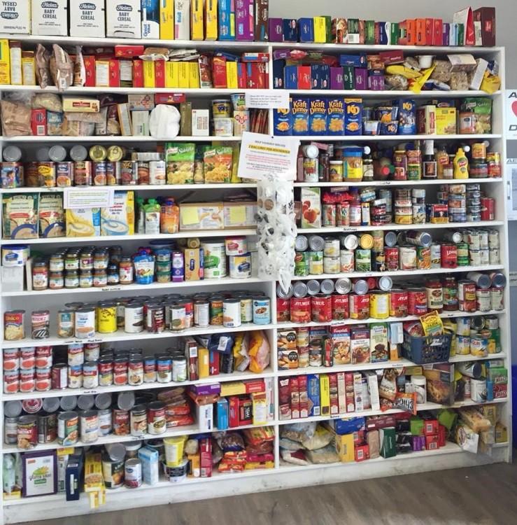 Help Yourself Shelf Program