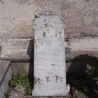 Židovský cintorín I.časť - 2007
