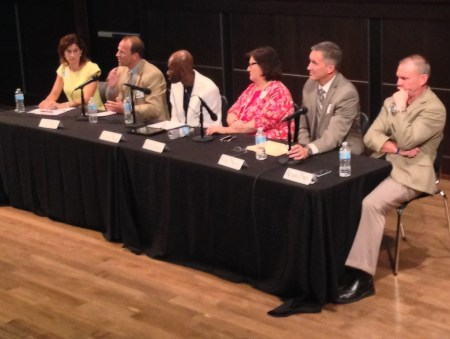 Summer Policy Institute education panelists featured in today's podcast.