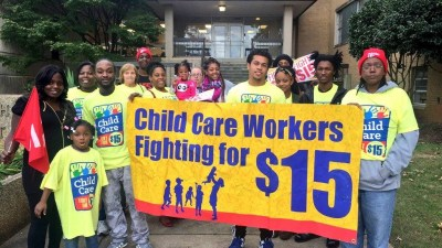 child care workers
