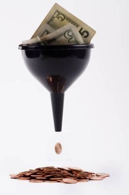 money funnel