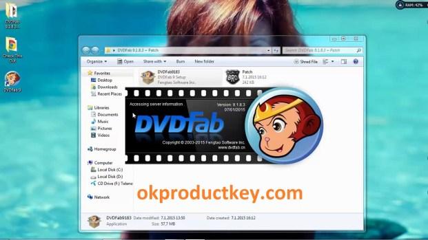 DVDFab 12.0.3.1 Crack + Keygen Full Version Free Download 2021