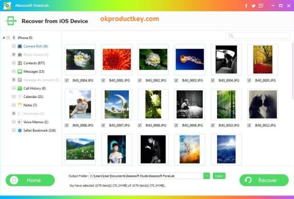Aiseesoft FoneLab 10.2.58 Crack + License Key Free Download 2021