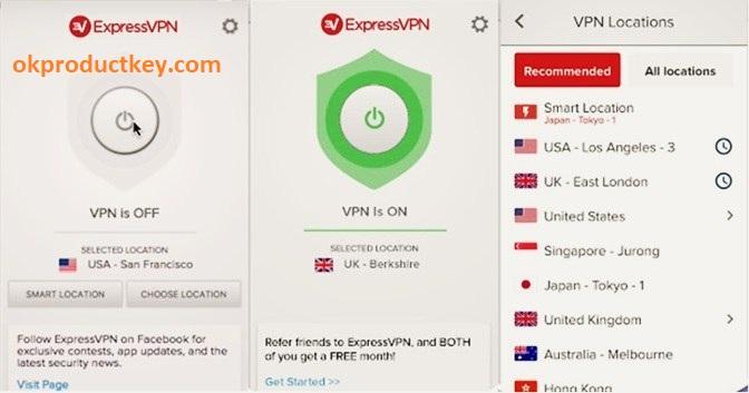 Express VPN 2021 Crack + Activation Code Full Download Latest