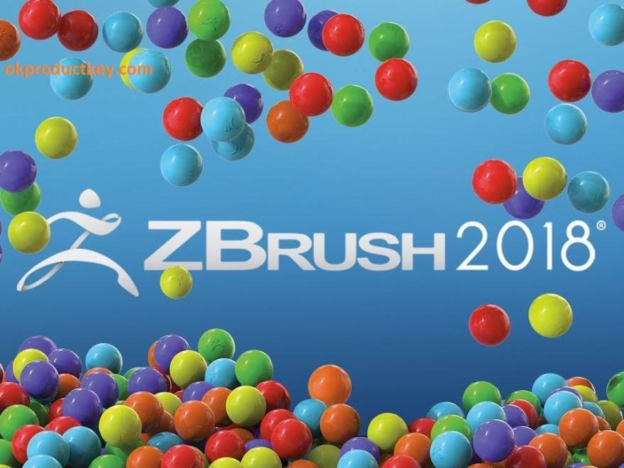 ZBrush 2018 Crack + 4R8 Full Version Torrent Free Download { Latest }