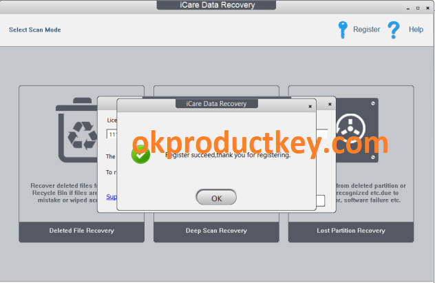 iCare Data Recovery Pro 8.2.0.6 Crack + License Code Free Download