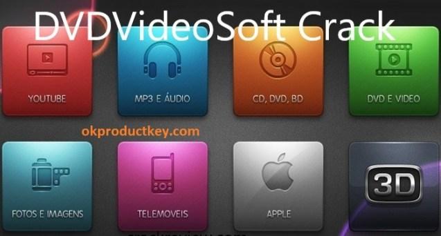 DVDVideoSoft Crack + Activation Key Full Version Download 2021