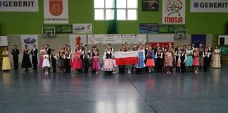 Dziś odbyły się finały I Ogólnopolskiego Konkursu Tańców Polskich o Królewskie Koło