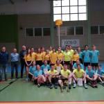 turniej finałowy Pucharu Polski w Quatro-Korfballu