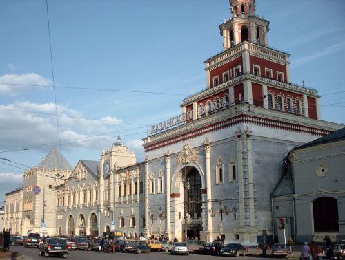 В Казанському вокзалі в Москві стався вибух