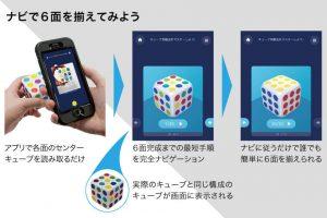スマート知育キューブ「cube-tastics!」遊び方