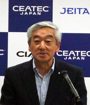 CEATEC JAPAN実施協議会エグゼクティブプロデューサー 鹿野清氏