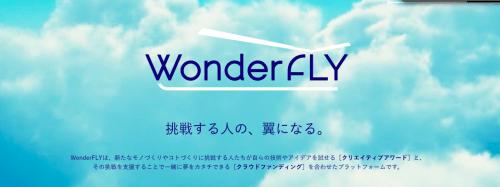 ANA WonderFLYロゴ