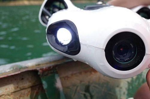 知的自動調光機能_LEDライト(引用:Makuakeサイトプロジェクト画像)