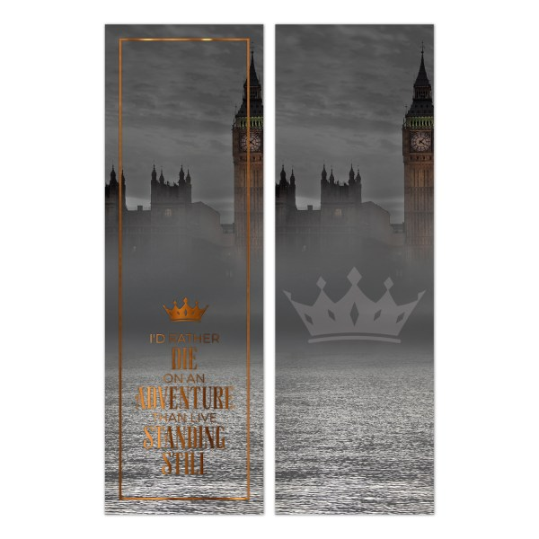 A Darker Shade of Magic bookmark