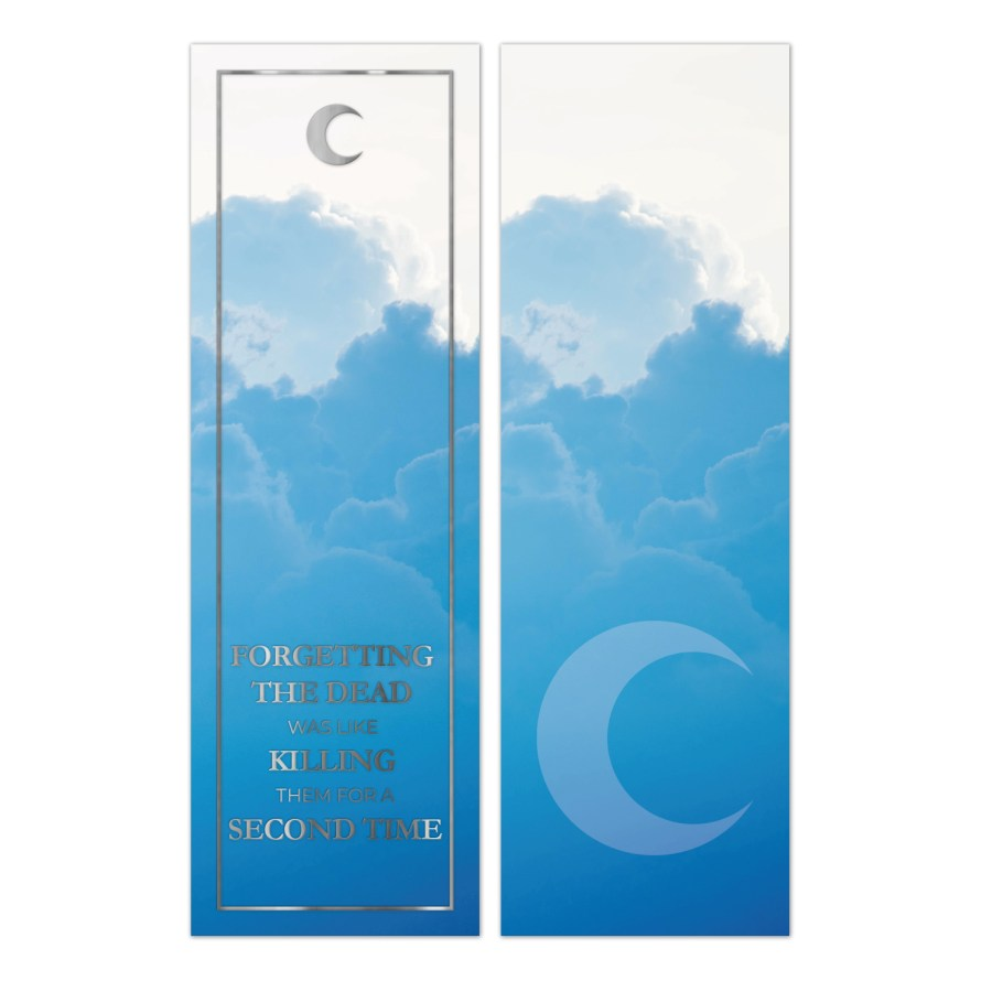 A Winter's Promise bookmark