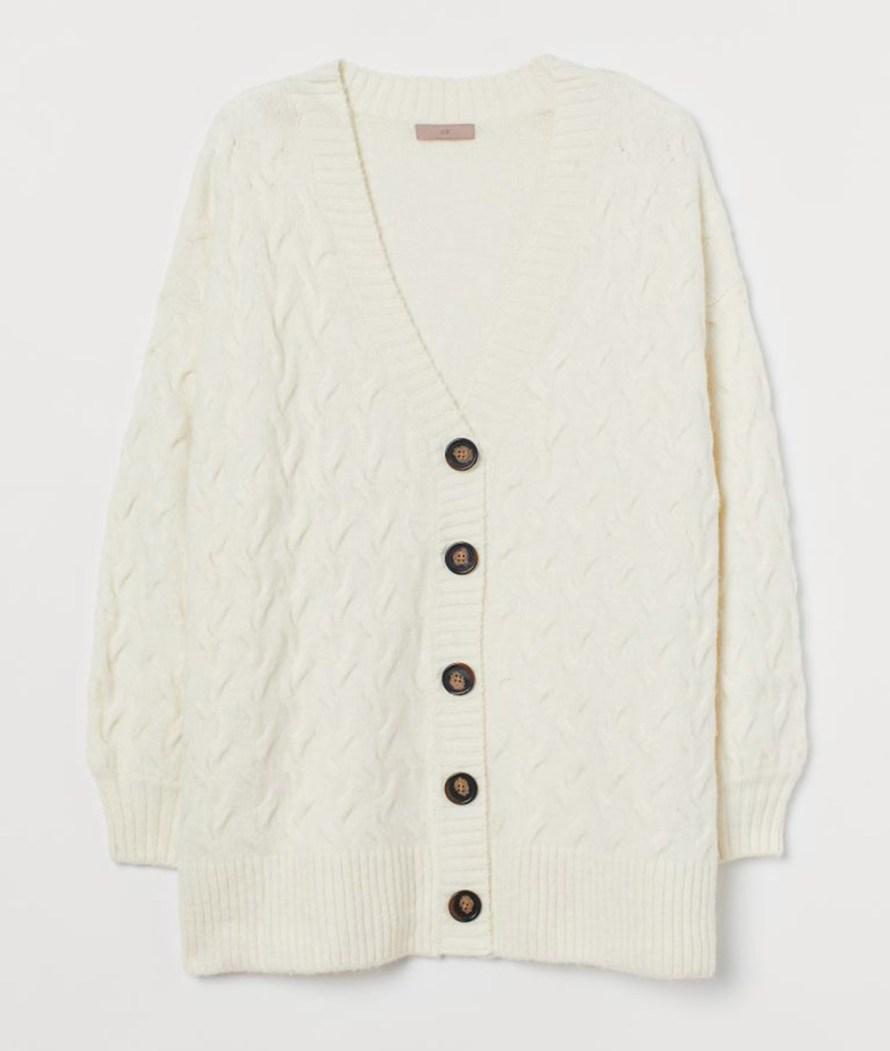 oktoberdots cosy cardigans 2020 oversized chunky knit wit vest