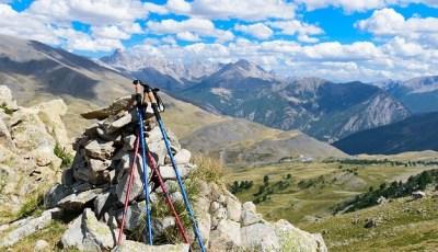 Come scegliere i bastoncini da trekking