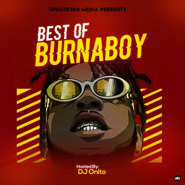Dj Onito – Best Of Burna Boy Mix Download