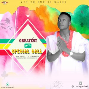 Download Creativ Greatest Special Call Mp3