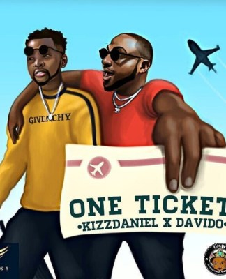 Kizz Daniel X Davido – One Ticket