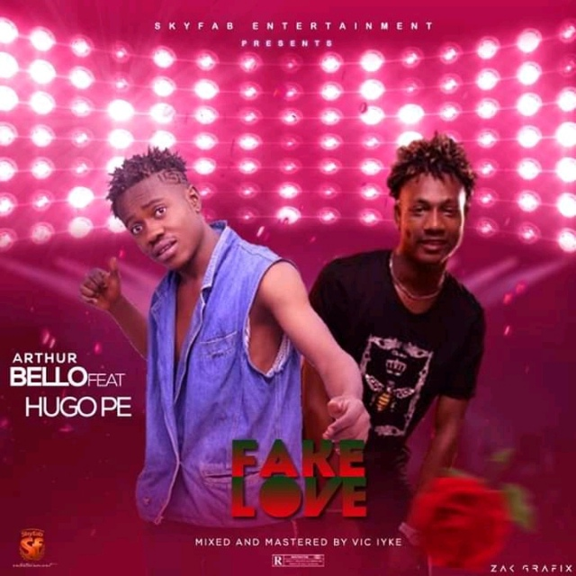 Arthur Bello ft Hugo PE - Fake Love