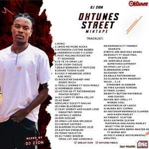 DJ Zion - Oktunes Street Mixtape