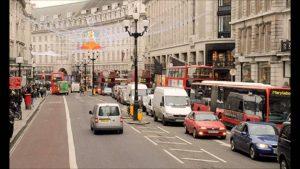 ingiltere trafik 300x169 - İngiltere' de Trafik Niçin Soldan Akar ?