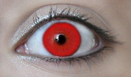 Fotoğraflarda gözler niçin kırmızı çıkıyor?
