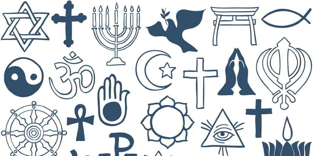 Dünyada En Yaygın Dinler ve Bu Dinler Hakkında Önemli Bilgiler, OkuGit.Com - Tarih, Güncel, Kadın, Sağlık, Moda Bilgileri Genel Bloğu