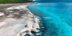 salda1 300x150 - Türkiye'nin Maldivleri Salda Gölü Nasıl Oluşmuştur?