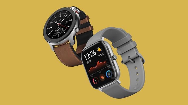 45 güne kadar pil ömrü sunan Amazfit GTR 2e ve GTS 2e akıllı saat modelleri tanıtıldı
