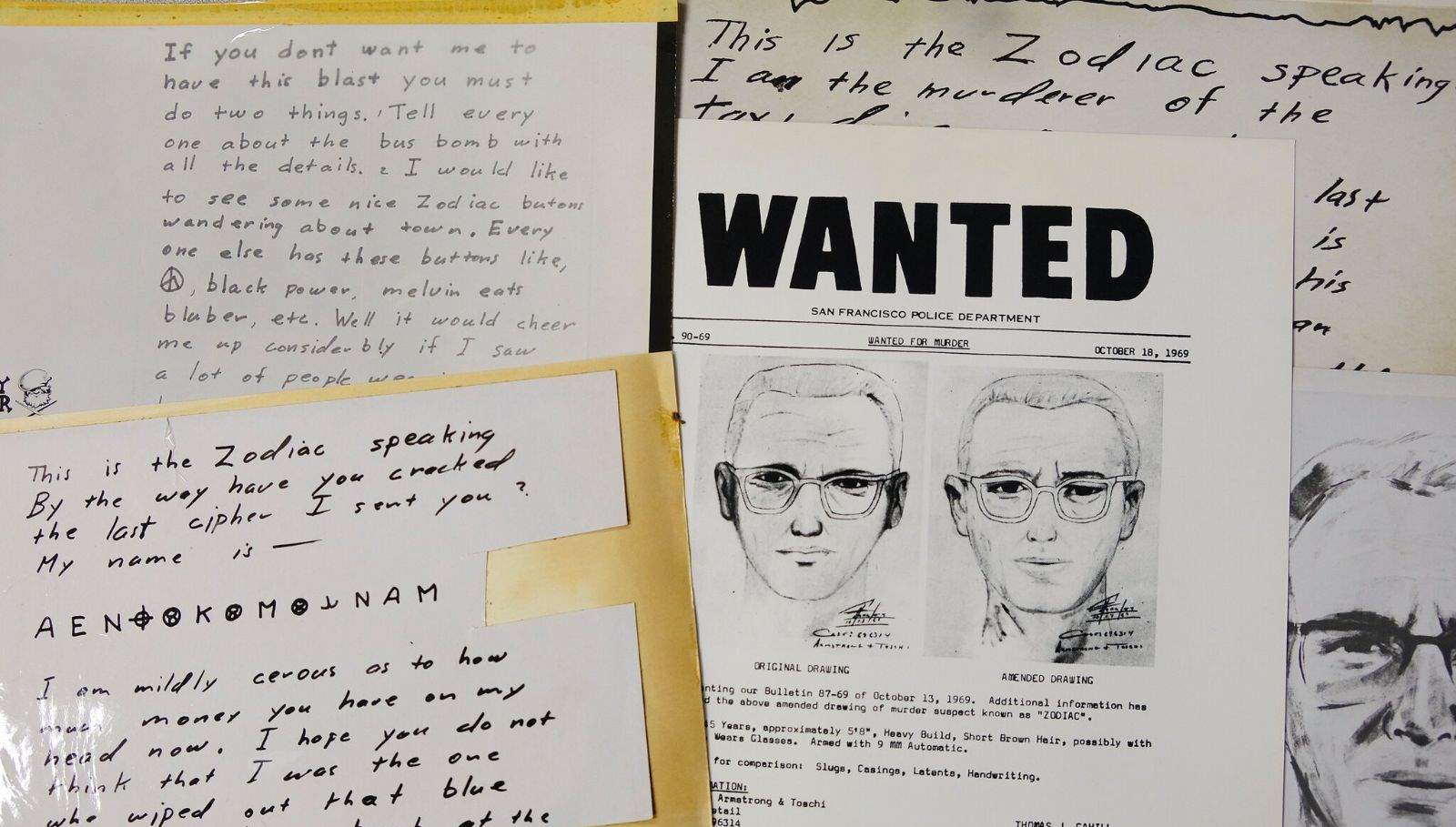 ABD'de seri katil 'Zodyak'ın şifresi 51 yıl sonra çözüldü, OkuGit.Com - Tarih, Güncel, Kadın, Sağlık, Moda Bilgileri Genel Bloğu