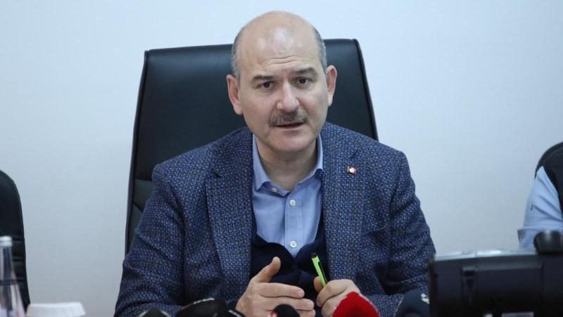 Bakan Soylu'dan Kılıçdaroğlu'nun 'telefon dinlenmesi' açıklamalarına yanıt