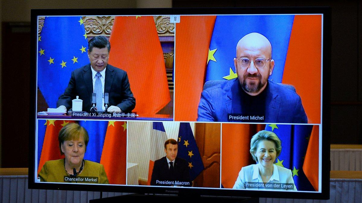 Çin ve Avrupa Birliği, yatırım anlaşmasında uzlaştı, okugit