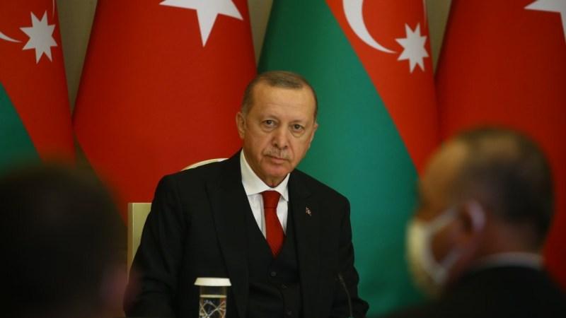 Erdoğan: Ermenistan'la yeni sayfa açabiliriz