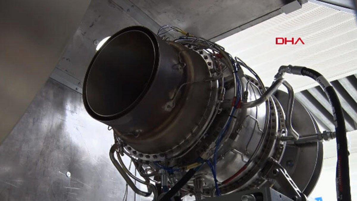 İlk yerli helikopter motoru TEİ-TS1400 teslim edildi, OkuGit.Com - Tarih, Güncel, Kadın, Sağlık, Moda Bilgileri Genel Bloğu