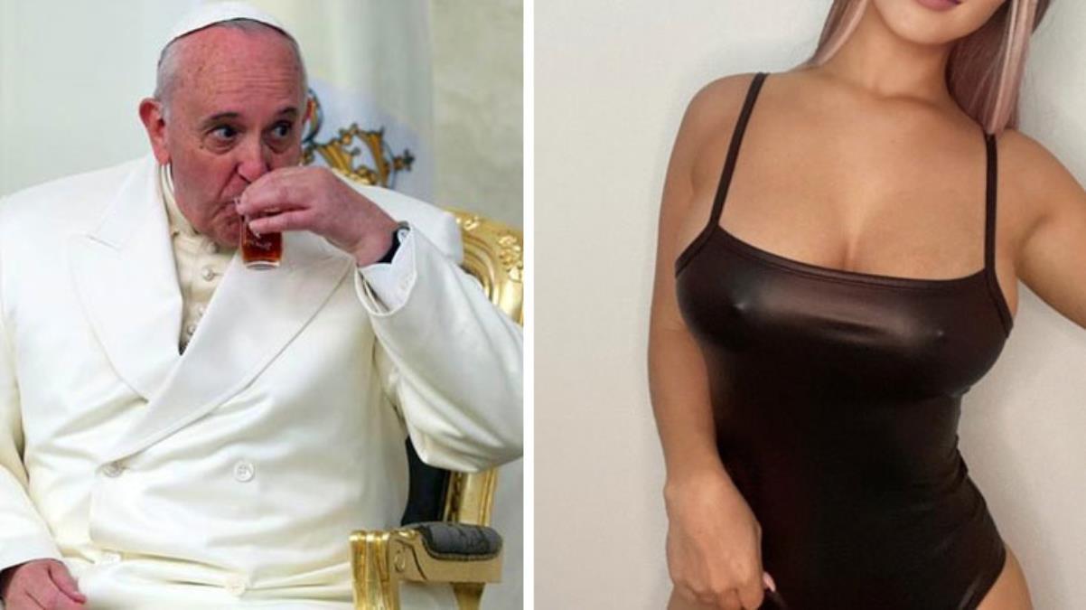 Instagram yine Papa'yı konuşuyor! Model fotoğrafı beğendi, OkuGit.Com - Tarih, Güncel, Kadın, Sağlık, Moda Bilgileri Genel Bloğu
