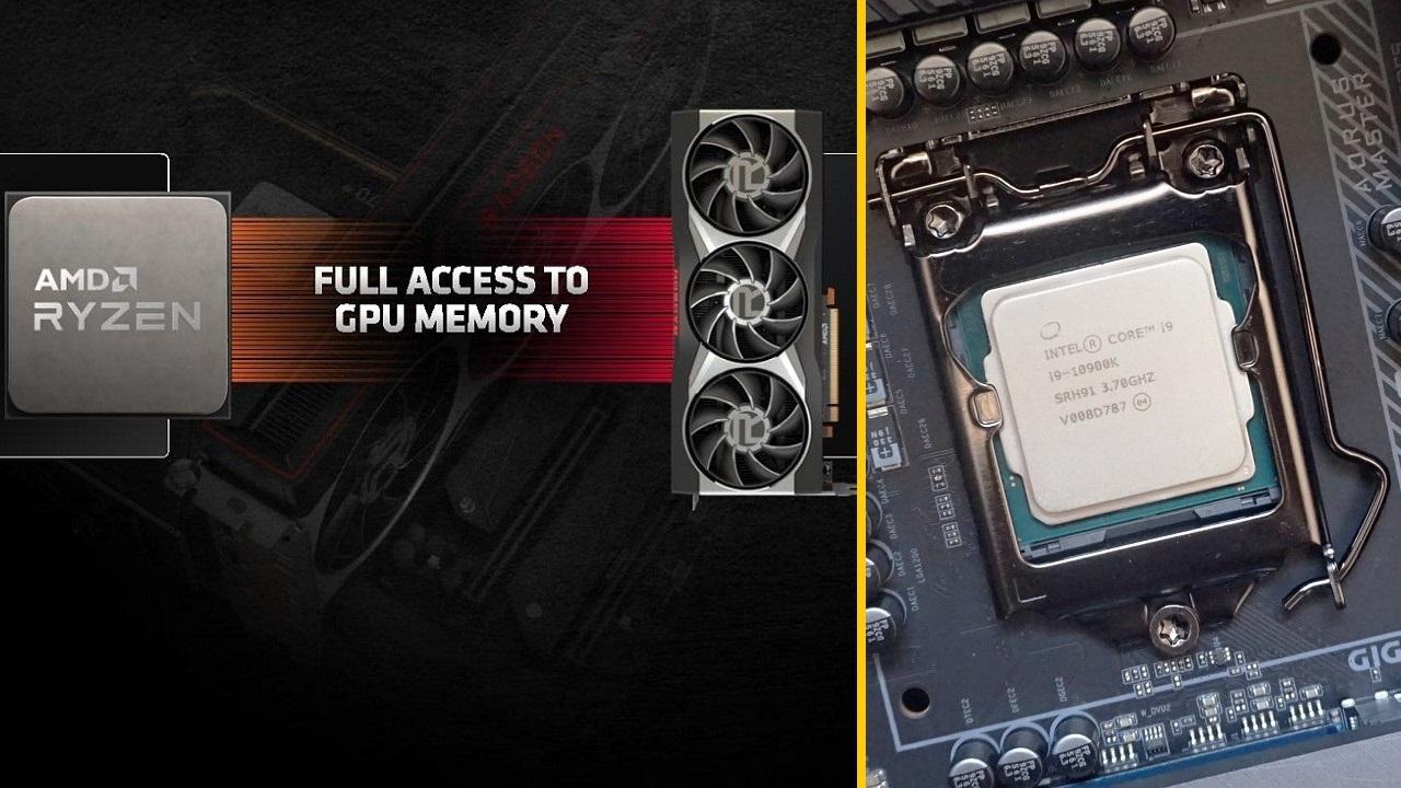 Intel işlemcilere AMD Smart Access Memory özelliği!, OkuGit.Com - Tarih, Güncel, Kadın, Sağlık, Moda Bilgileri Genel Bloğu