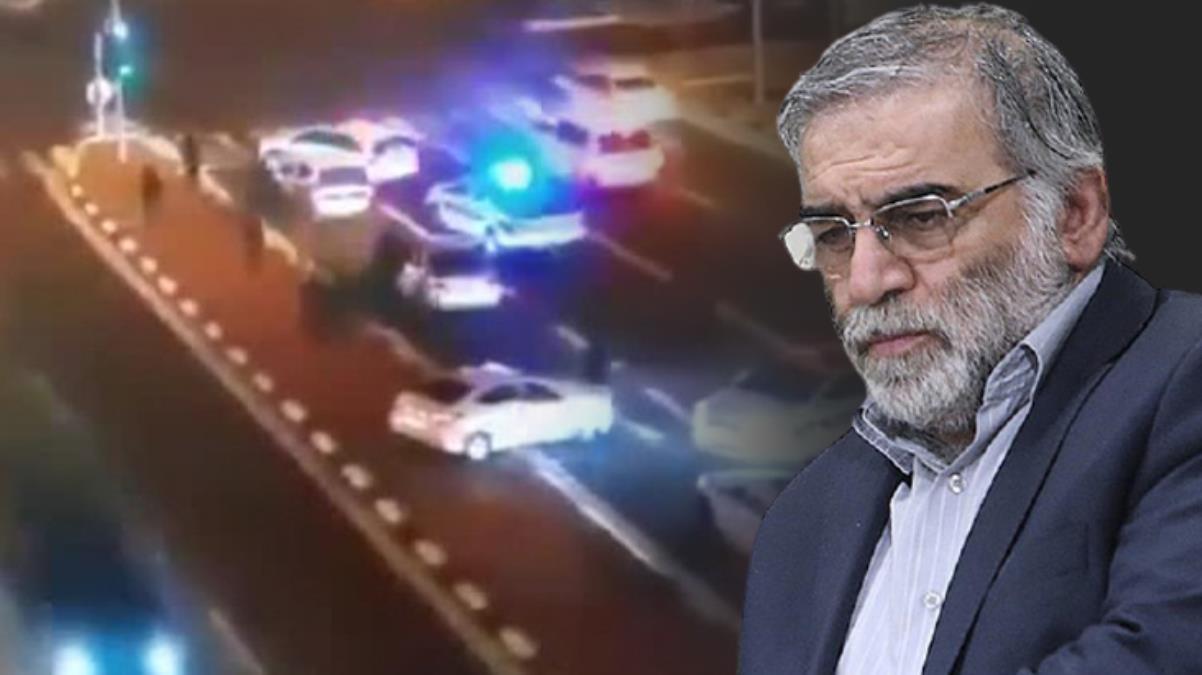 İran'dan Fahrizade suikastına misilleme iddiası: MOSSAD yetkilisi Tel Aviv'de öldürüldü, okugit