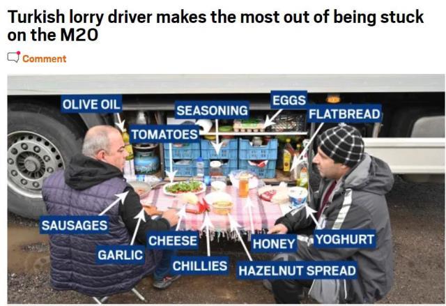 mutasyonla bogusan ingiltere turk tir soforlerini konusuyor kahvaltilarindan odun vermiyorlar 0 uvVmk2iR - Mutasyonla boğuşan İngiltere, Türk tır şoförlerini konuşuyor